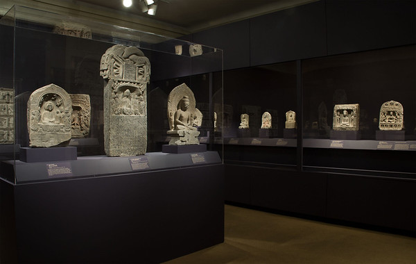 Buddhist Sculpture from China: Selections from Xi'an Beilin Museum, Fifth Through Ninth Centuries; China Institute