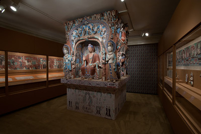Dunhuang: Budhhist Art at the Gateway of the Silk Road, China Institute